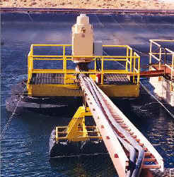 Barge Pump Systems For Mine Dewatering